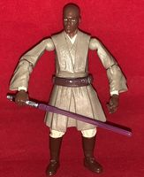 Star Wars Revenge of the Sith: Mace Windu - Loose Action Figure